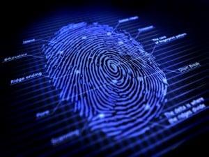 police scientifique empreintes digitales